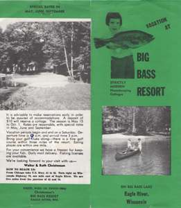 1960's Brochure page 1