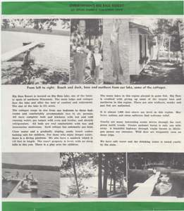 1960's Brochure page 2